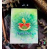 CRAFTY MERAKI DIWALI GREETINGS CLEAR STAMP SET