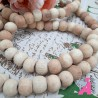 18 mm Wooden Beads, 10 Pieces