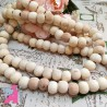 20 mm Wooden Beads, 10 Pieces