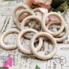 2.5 Inch Wooden Ring, 1 Piece