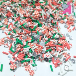 Candy Tinsel Mix