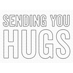 Sending You Hugs Die-namics
