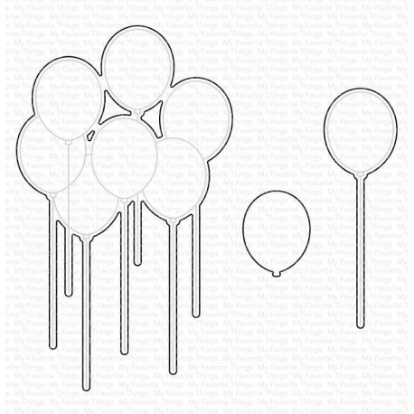 Balloon Bouquet Die-namics WS