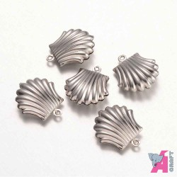 Shell, 10 pieces, 19*16 mm