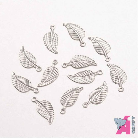 Tiny Leaf, 20 pieces, 16*6 mm