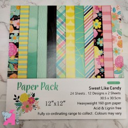 Sweet Like Candy Paper Pack