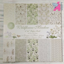 Wildflower Meadow Paper Pack