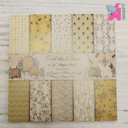 Tell The Bees Paper Pack