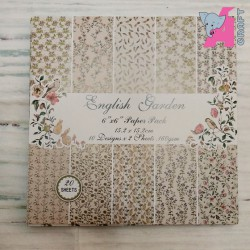 English Garden Paper Pack
