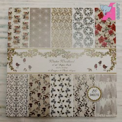Winter Woodland Paper Pack