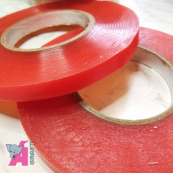 Red Liner Tape 12 mm, 1 Roll