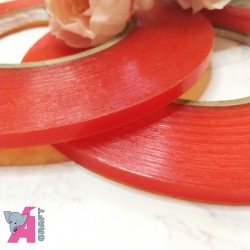 Red Liner Tape 6 mm, 1 Roll