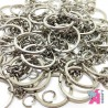 Stainless Steel Keychain, 144 Pieces