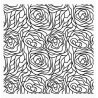Abstract Roses Background WS