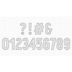 In Stitches Numbers Die-namics WS